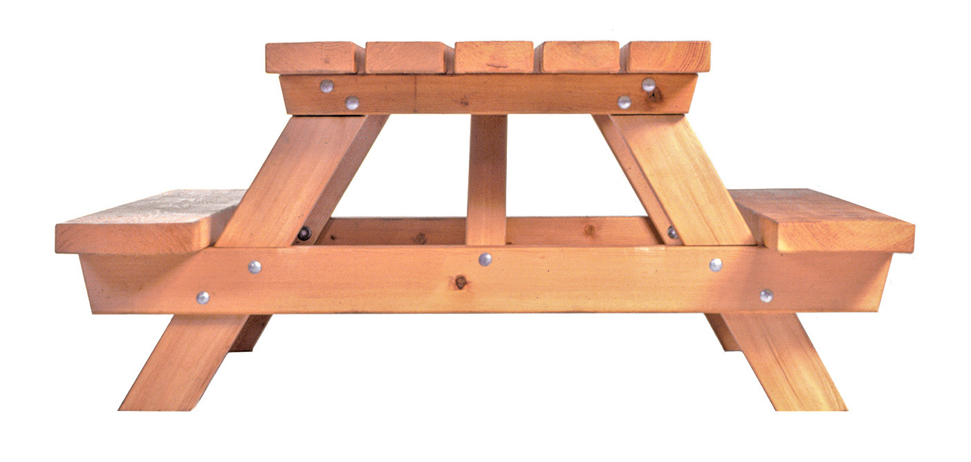 Foot+Picnic+Table type 8 Foot Picnic Table Plans